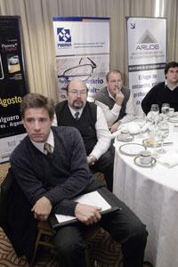 3er desayuno ARLOG 2007 - Imagen 3