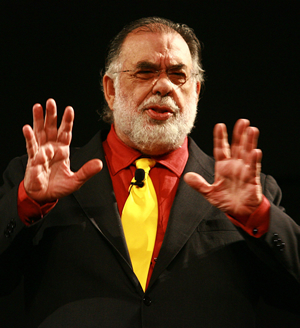 Francis Ford Coppola en ExpoManagement 2007